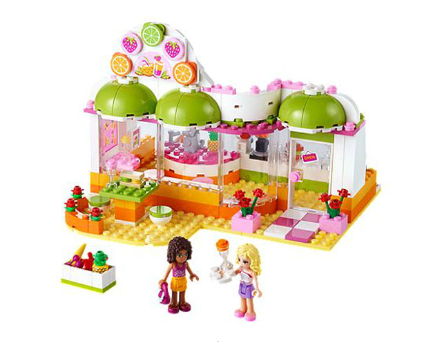 lego friends juice bar