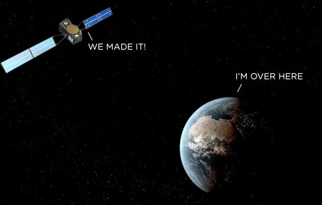Frozen fuel lines made those European satellites go off course