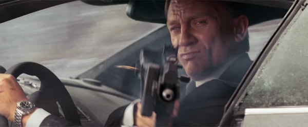 ジェームズ・ボンドは全シリーズに渡って全部で何人殺しているのか?【動画】
