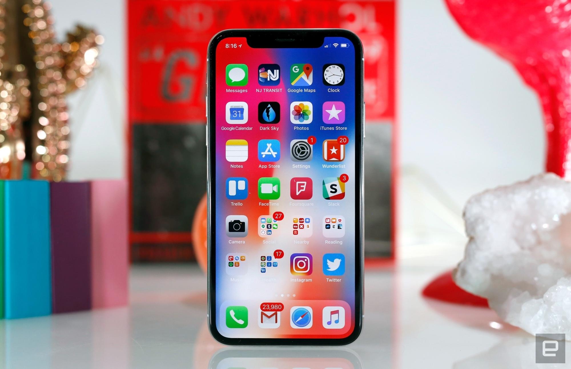 Qualcomm quiere prohibir las ventas del iPhone X con su próxima demanda.