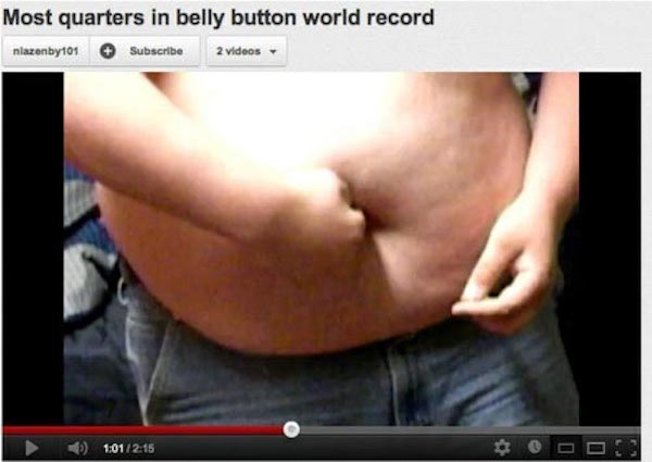 YouTube Screenshots That Are Exactly What You Think It Is