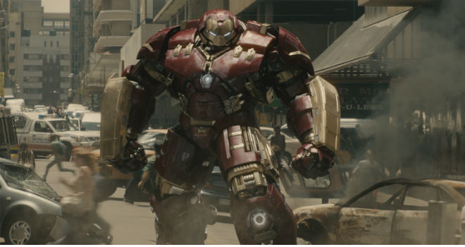 the hulkbuster from avengers: age of ultron