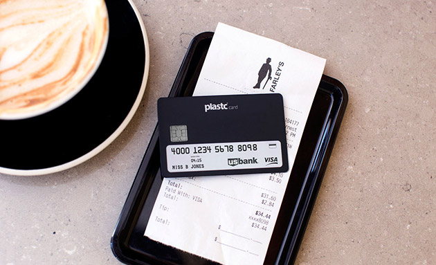Plastc wants to be the only credit card you'll ever need