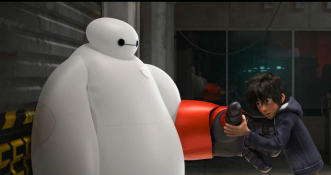 big hero six trailer