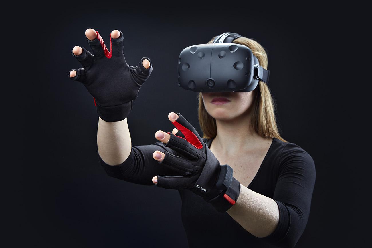 Manus VR llevará manos y dedos a las HTC Vive