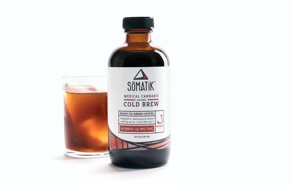 Somatik, el nuevo 'elixir de los hipsters', combina café con... cannabis