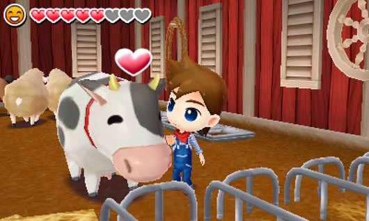 Harvest Moon 3D: The Lost Valley review: Fractured farming tales