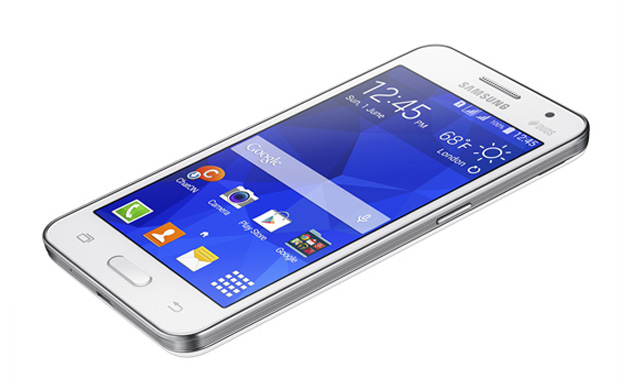 Samsung unveils 4 Android smartphones for the budget crowd