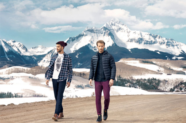 WIN £200 to spend on menswear at Original Penguin