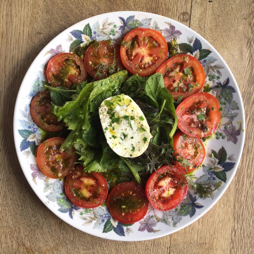 organic, tomatoes