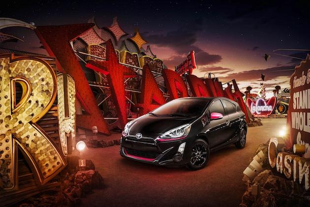 米国仕様のトヨタ「アクア」に、2トーンの「ペルソナ・シリーズ」が登場!