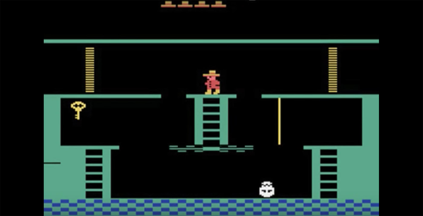 Google DeepMind AI learns to play 'Montezuma's Revenge'