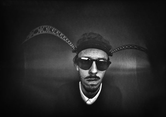 Pinhole camera selfies are way cooler than whatever the hell you're doing