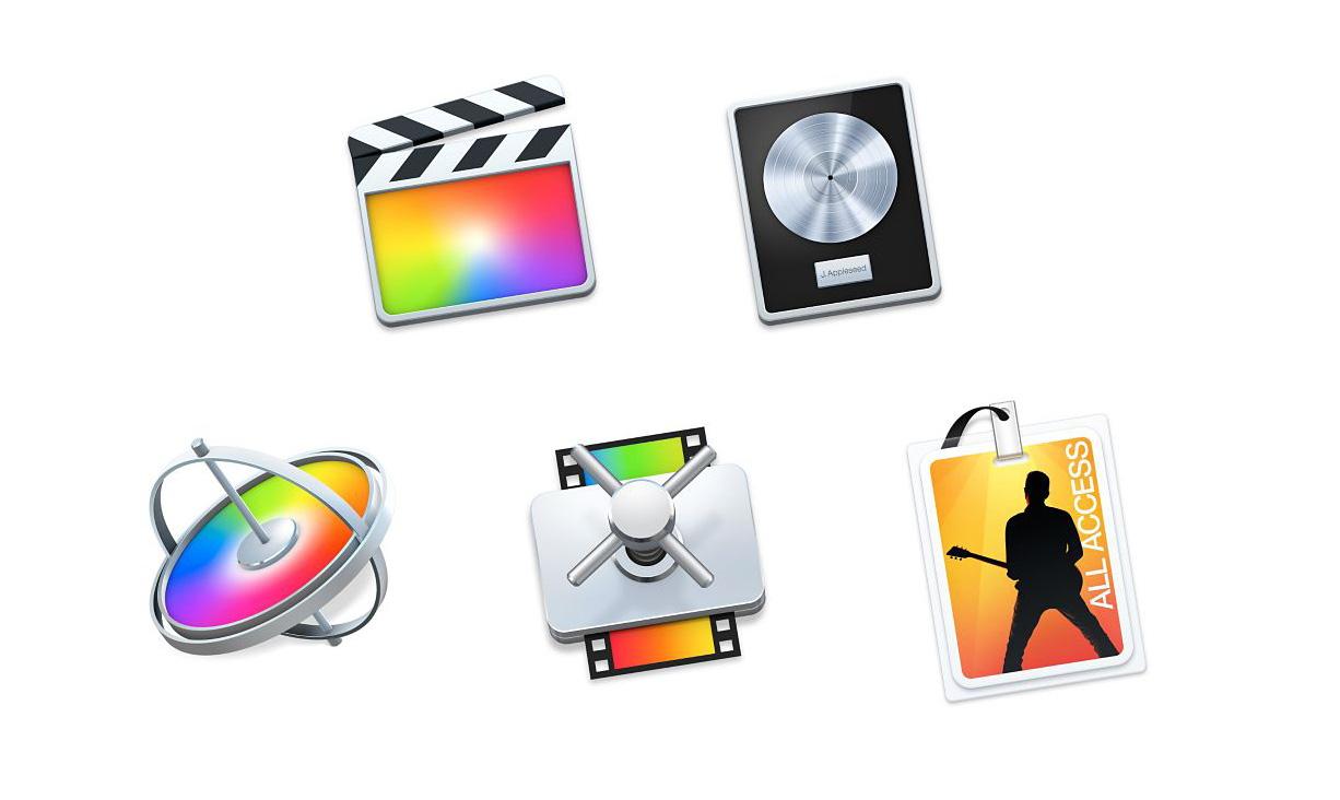 Schnäppchen: Apples Pro-Apps im Studenten-Bundel