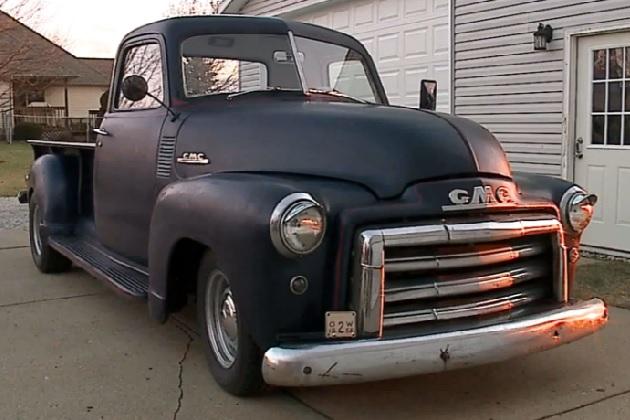 【ビデオ】83歳の父親にサプライズで1949年製ピックアップトラックをレストア!