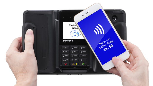 Verifone Payware Mobile e355 - catchy name, isn't it