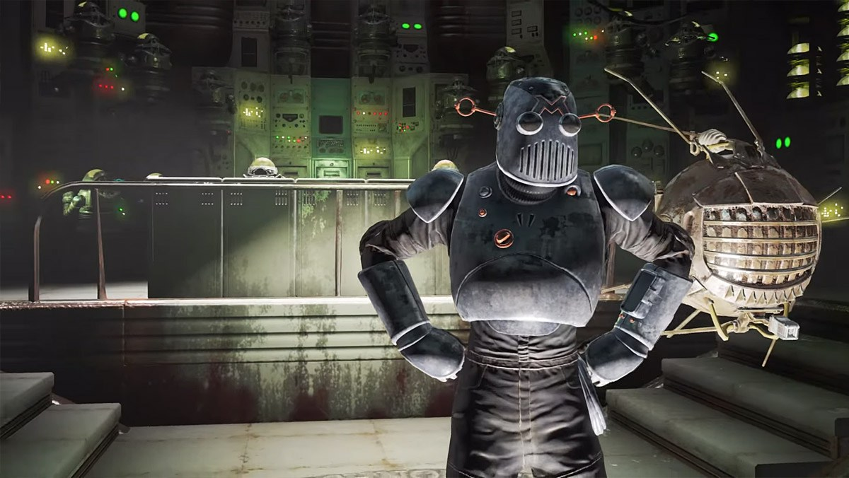 Do the Robot: The First Fallout 4 DLC Arrives Next Week