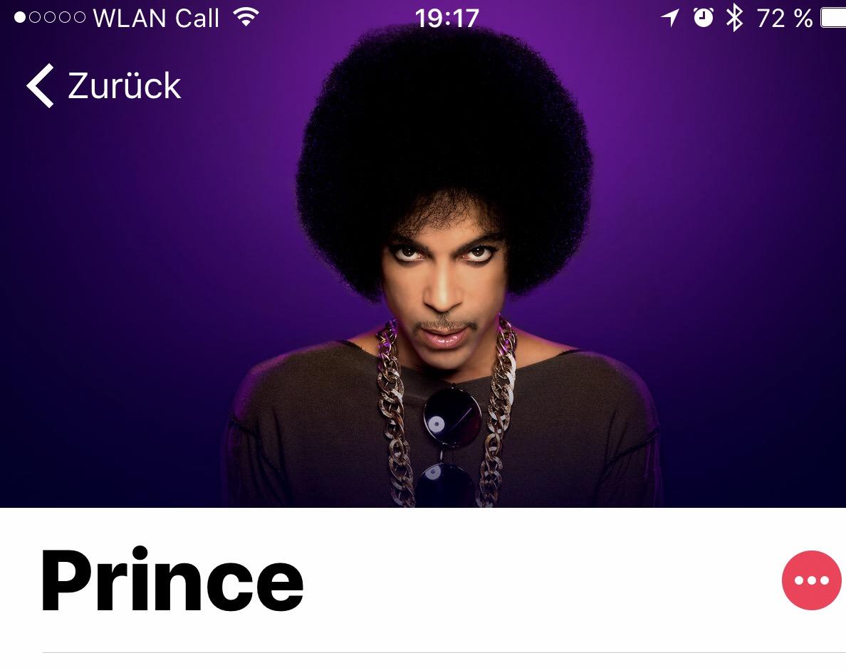 Viel Musik von Prince kann wieder gestreamt werden