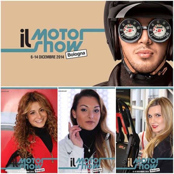 Motor Show Bologna 2014: die sexy Girls und hostessen