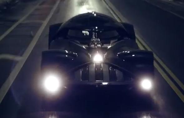 Darth Vader car