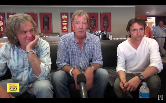 【ビデオ】新番組『The Grand Tour』配信を前に、懐かしいインタビュー映像で旧『トップギア』を振り返る