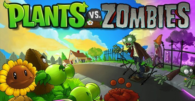Game of the Day: Plants vs Zombies