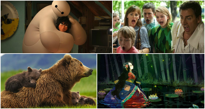 Best Family Movies 2014