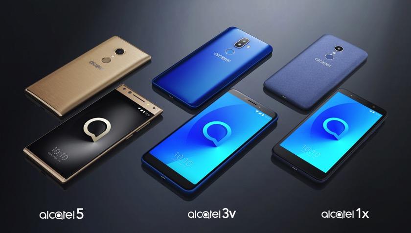 Alcatels Smartphone-Strategie für 2018