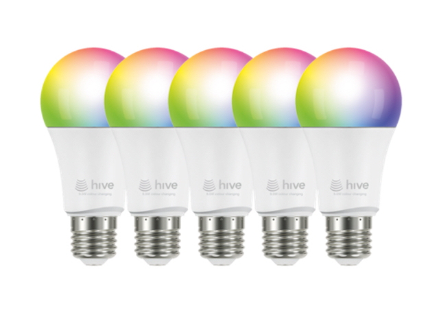 immedtech hive takes on hue with colour changing light bulbs. Black Bedroom Furniture Sets. Home Design Ideas