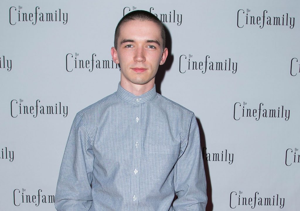 "LOS ANGELES, CA - APRIL 03:  Actor Liam Aiken attends the special screening of ""Ned Rifle"" at The CineFamily on April 3, 2015 in Los Angeles, California.  (Photo by Vincent Sandoval/Getty Images)"