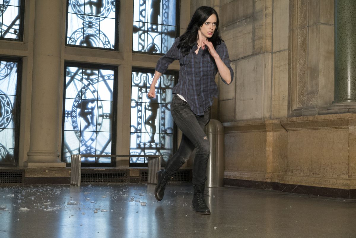 Recommended Reading: Marvel's 'Jessica Jones' is a different kind of hero
