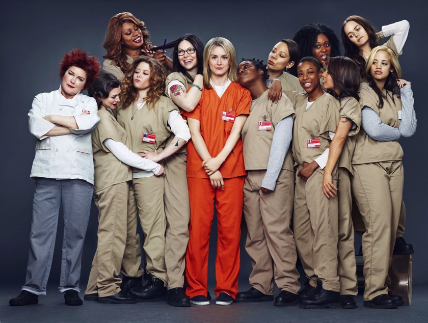 Orange Is The New Black ab 20. April bei ZDFneo