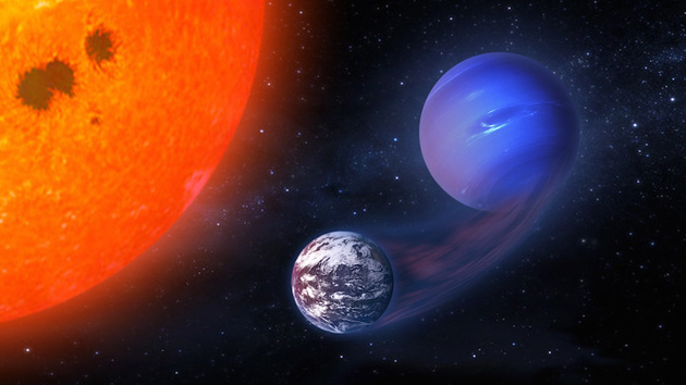 Gas planets can become habitable if their stars get grabby