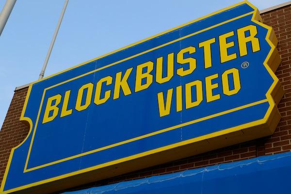 memorable businesses that went bust, famous failed businesses, blockbuster video