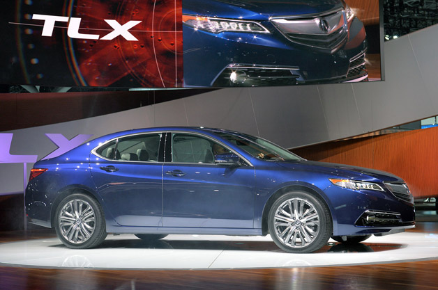 2015 Acura TLX is all too familiar, despite its new tricks [w/videos]