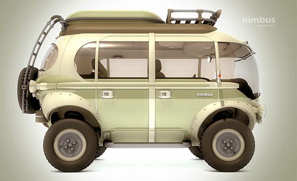 VW Bus Update: Zeitgeist zum Quadrat mit Hybridantrieb