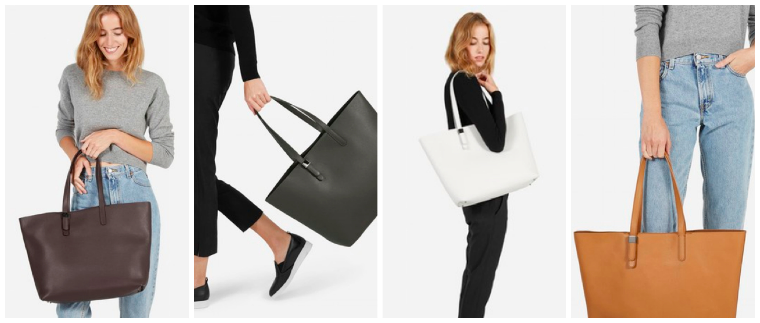 Fall 2015 new colors Everlane Petra bag
