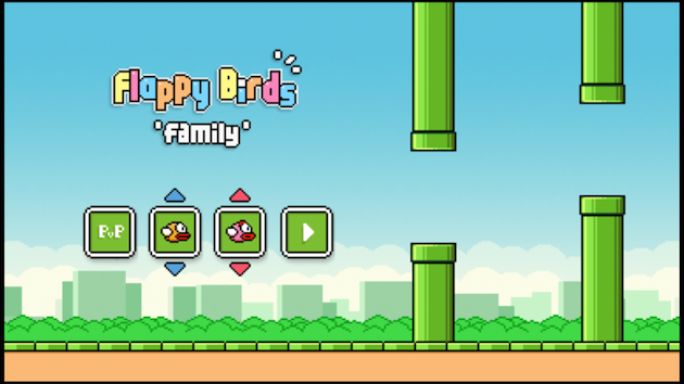 Flappy Bird Family makes your Fire TV five times as fun