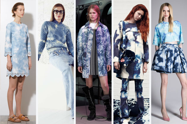Bleach, boats, and botanicals: The top 13 trends from Resort 2015