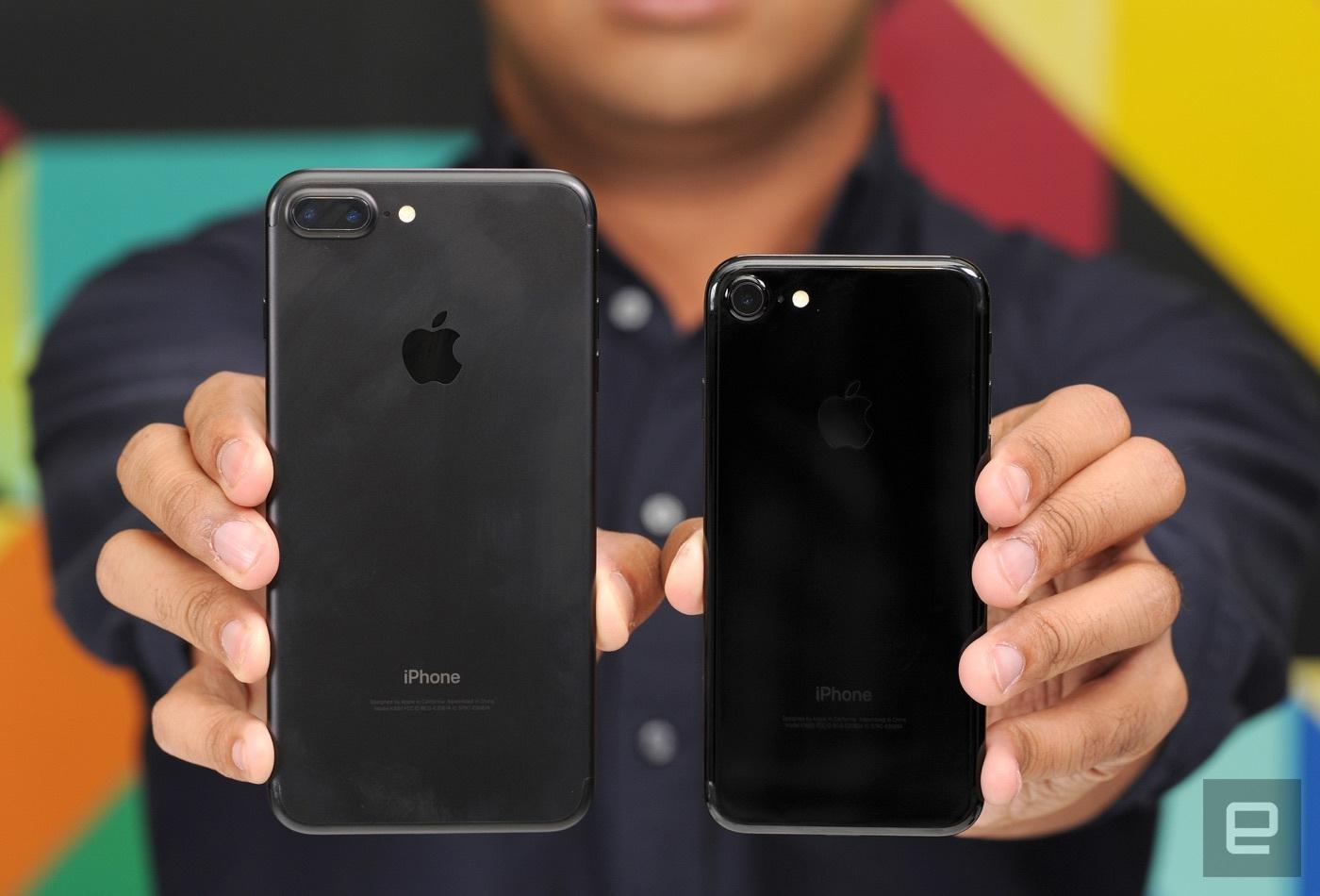 Los nuevos iPhone 7 camuflan un descenso en los beneficios de Apple