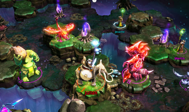 Chaos Reborn summons single-player mode