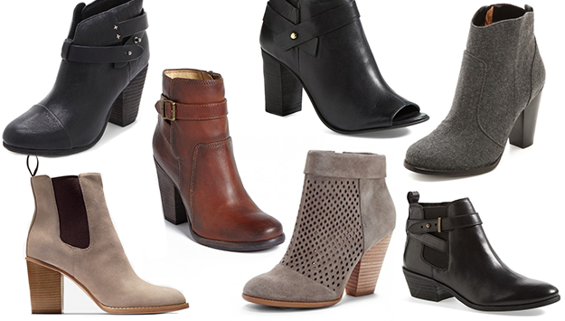 Fall booties you should invest in right now