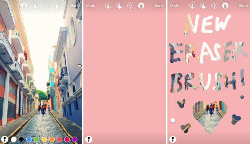 Instagram ajoute des filtres pour visages comme sur Snapchat