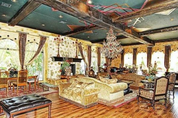Michael Jackson S Las Vegas Home For Sale Aol Uk