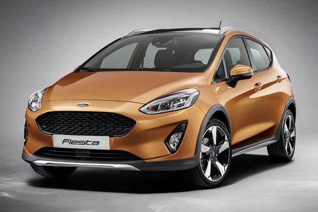 欧州フォード、新型「フィエスタ」を発表 クロスオーバー風トリムも新登場