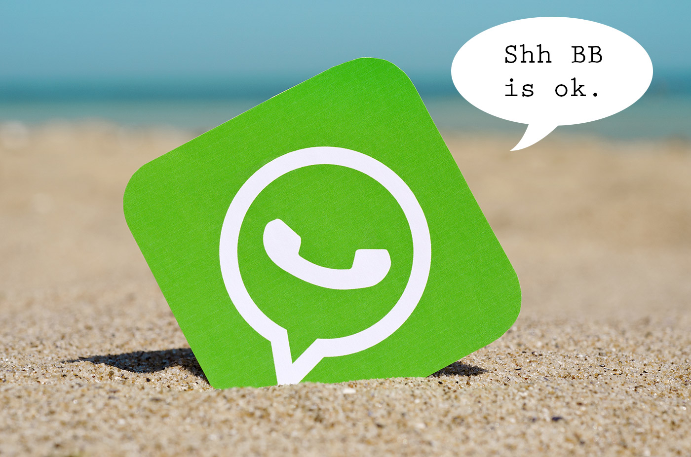 WhatsApp is dropping support for the BlackBerry platform