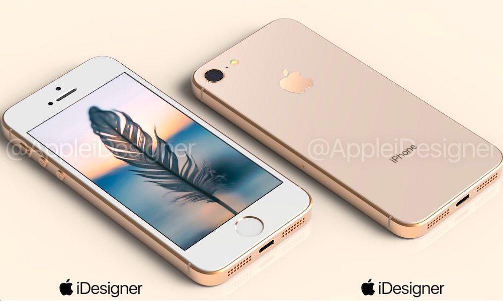 Así sería el iPhone SE2 según los rumores