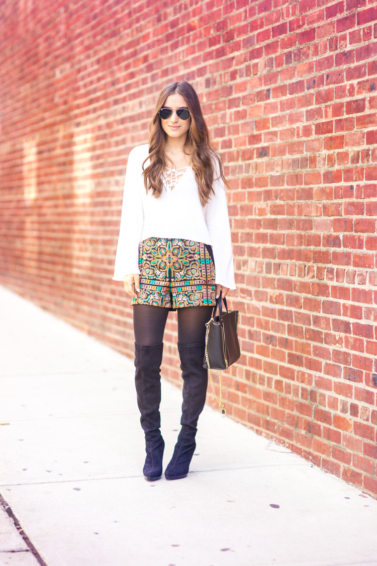 Street style tip of the day: Airy