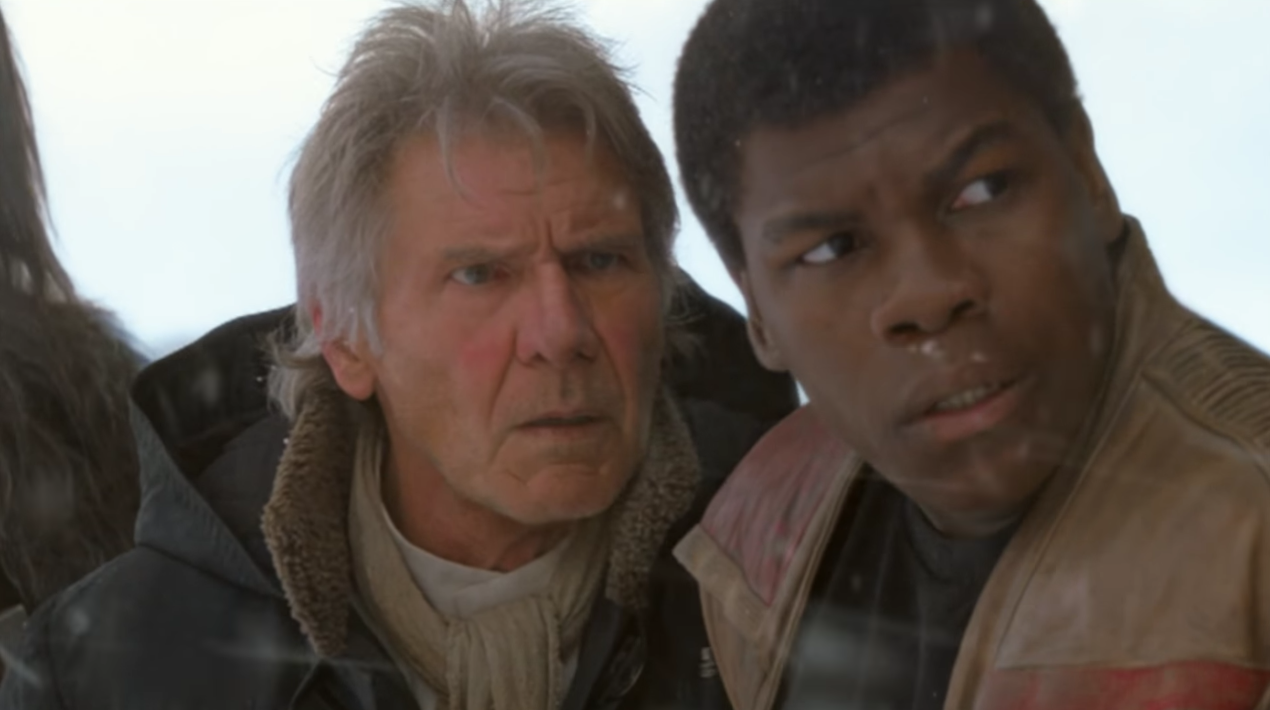 Bad Lip Reading: Star Wars - The Force Awakens
