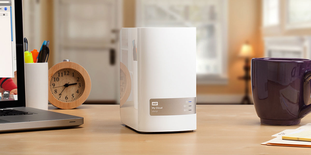 WD's latest cloud tech gives you a reason to forget Dropbox